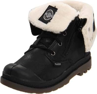 Amazon.com: Palladium Baggy Leather S Boot (Toddler/Little Kid/Big Kid): Shoes