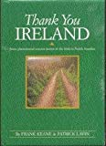 img - for Thank you, Ireland: Some phenomenal success stories of the Irish in North America book / textbook / text book