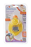 Dreambaby Room & Bath Thermometer from Dreambaby