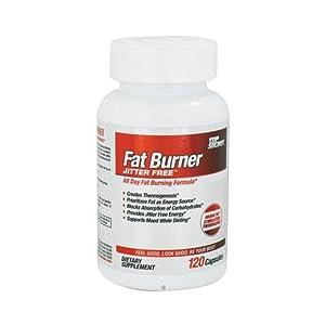 Fat Burner Jitter Free (Top Secret Nutrition) Reviews ...