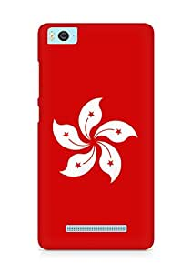 Amez designer printed 3d premium high quality back case cover for Xiaomi Mi5 (Hong kong Iphone)