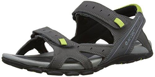 hi-tec-laguna-strap-mens-sandals-charcoal-black-chartreuse-12-uk
