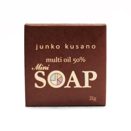 junko kusano multi oil 50% soap mini マルチオイル石けん