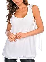 Anouska Blusa Vero (Blanco)