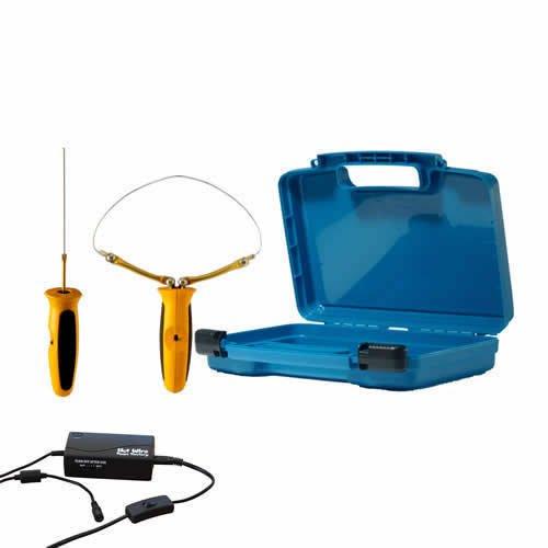 Pro Model 2-In-1 Kit W/ Knife, Rounter & Multi Heat Pro Power Station