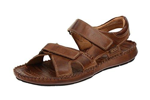 PikolinosPikolinos Tarifa Sandale braun - Scarpe con cinturino alla caviglia Uomo , Marrone (marrone), 46