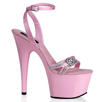 Pleaser Women's Adore-738 Sandal