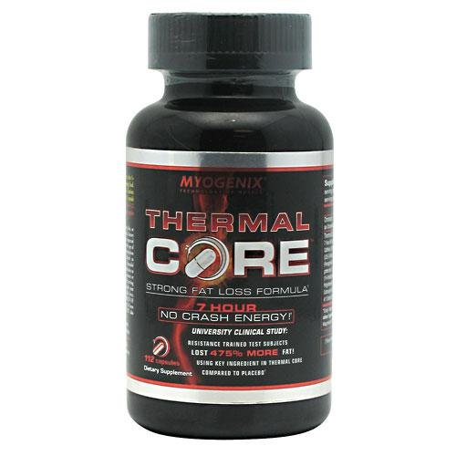 Myogenix Thermal Core - 112 Capsules
