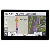Noza Tec GPS Sat Nav 4.3 Inch Touch Screen with Lifetime US and Canada Map Updates