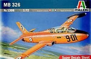 MB 326 Trainer Aircraft 1/72 Italeri by Italeri - Model Rectifier Corp.