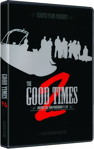 The Good Times 2 Wakeboard Dvd