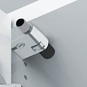 Amazon Com Pin Soft Close Cabinet Door Damper Nickle 6