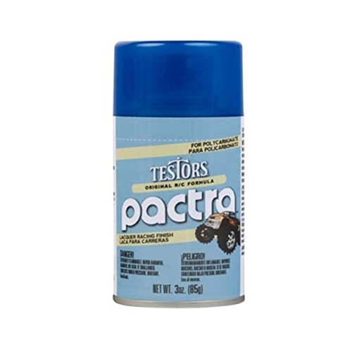 Pactra Metallic Blue RC Lacquer Spray 3oz by