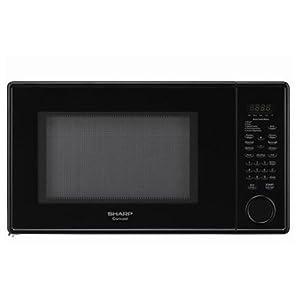 Sharp Countertop Microwave Oven Zr309yk : ... Microwave (1.3 cu.ft.), Black, Standard: Countertop Microwave Ovens