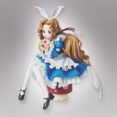 一番くじプレミアム コードギアス in Wonderland B賞 ナナリー・ランペルージ プレミアムフィギュア in Wonderland ver. 単品