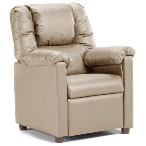 Children's Lounger Recliner Material: Rowdy Dusty