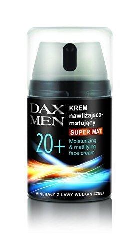 Dax Cosmetics-Super mat 20+ Moisturizing & mattierende Creme Viso Protezione UVA/UVB 50ml/1,7fl. Oz
