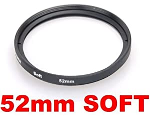Neewer 52Mm Soft Texturizing Lens Filter For Any Camera Lens With A 52Mm Filter Thread