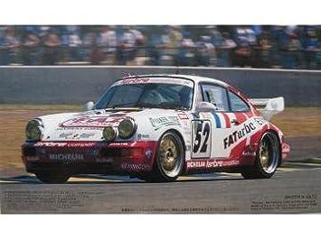 Fujimi 12116 Porsche 911 3.8RSR 94LeMans 1:24 Maquette