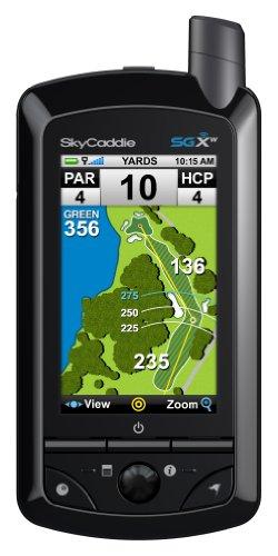 SkyCaddie SGXw GPS Golf Rangefinder