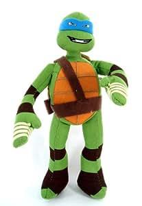 Amazon.com: Nickelodeon The TMNT Leonardo Plush Doll: Toys