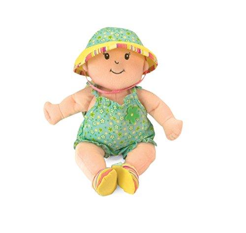 New Manhattan Toy Baby Stella Fun in The Sun Baby Doll