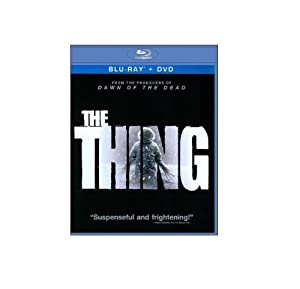 The Thing (2011) (Blu-ray + DVD)