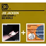2 For 1: Look Sharp / Big World Joe Jackson