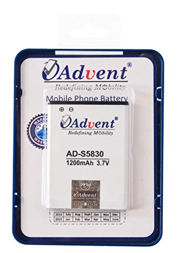 Advent-AD-S5830-1200mAh-Battery
