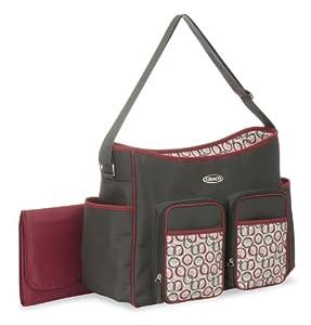 graco hobo diaper bag finley discontinued by manufacturer d. Black Bedroom Furniture Sets. Home Design Ideas
