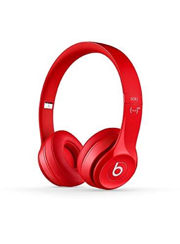 【国内正規品】Beats by Dr.Dre Solo2 密閉型オンイヤーヘッドホン レッド BT ON SOLO2 RED