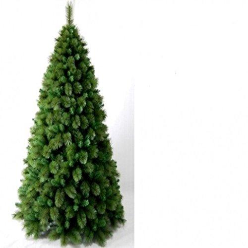 Alberi Di Natale Prezzi.Albero Di Natale Slim Lapponia Cm 240 Albero Natalizio Salvaspazio