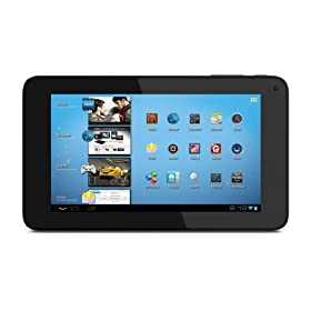 "Coby Kyros 7-Inch Android 4.0 4 GB Internet Tablet 16:9 Capacitive Multi-Touch Widescreen with Built-In Camera, Black MID7048-4 (Personal Computers) By Coby          4 used and new from $39.99     Customer Rating:       First tagged ""android"" by K Patrick ""KPat"""
