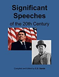 Significant Speeches of the 20th Century