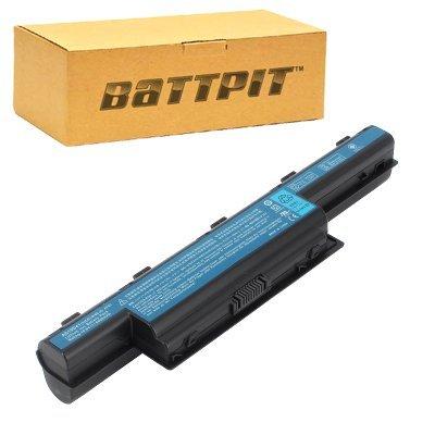 Battpit� Laptop / Notebook Battery Replacement for Gateway NV52L15u (6600mAh / 71Wh)