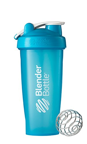 Buy Bargain BlenderBottle Classic Loop Top Shaker Bottle, Aqua, 28 Ounce