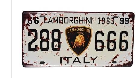 lamborghini-288666-italy-vintage-auto-license-plate-embossed-tag-size-6-x-12