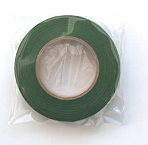 LIGHT / MOSS GREEN FLORIST STEM TAPE for Corsages, Button Holes, Flower arrangements
