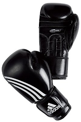 Adidas 'SHADOW' Boxing Gloves 'ClimaCool', 16 oz [Misc.]