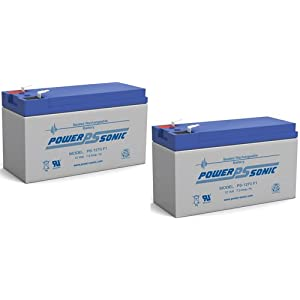Haze Batteries on Battery Repl Ritar Rt1270 Haze Hzs12 7 5 F2 12v 7ah   2 Pack