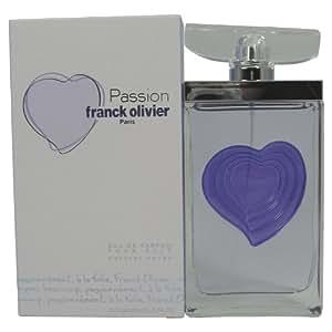 Franck Olivier Passion Franck Olivier By Franck Olivier For Women. Eau De Parfum Spray 2.5 Oz