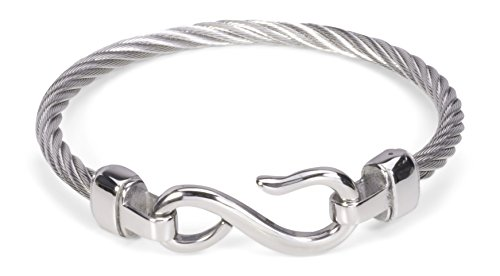 womens-bangle-bracelet-7-rope-cable-band-s-hook-lock-gold-silver-stainless-steel-womens-fashion-jewe