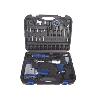 Hyundai HPT-TK62-1 Air Tool Kit, 62-Piece at Sears.com