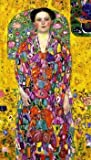 8X16 inch Klimt Canvas Art Repro Picture of Eugenia Primavesi
