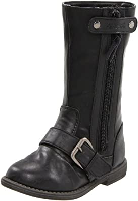 Kenneth Cole Reaction Nice N Treat 2 Boot (Toddler/Little Kid),Black,5 M US Toddler
