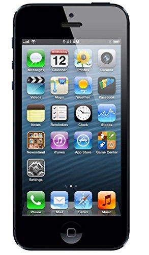 Apple iPhone 5 Nero 16GB (Ricondizionato Certificato)