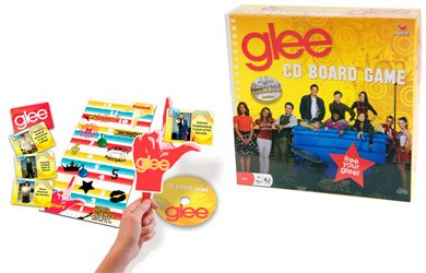 Glee CD Board Game - 1