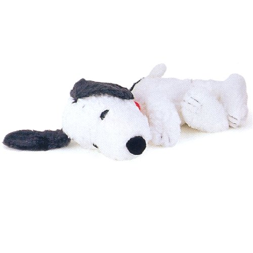"11.5"" Long Snoopy Soft Plush Doll front-403581"