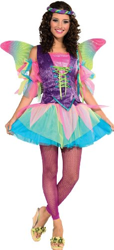 Rubie's Costume Deluxe Renaissance Fairy Tutu With Wings Costume