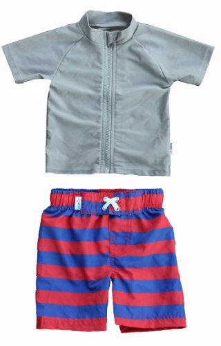 Sun Protective Swimwear For Kids